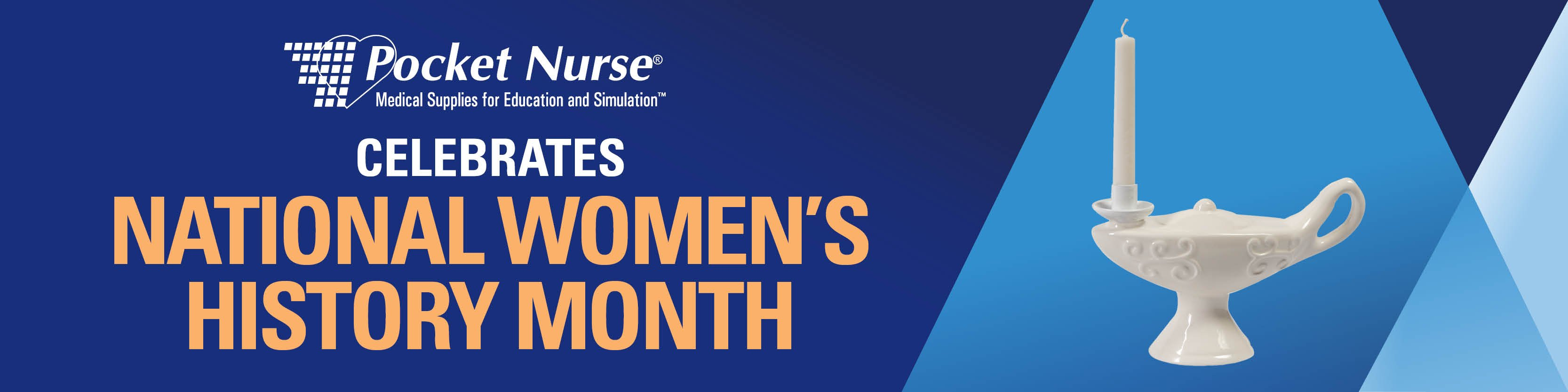 Pocket Nurse and Women's History Month