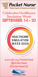 SM - BL - Healthcare Simulation Week 2020 300 X 150_08 25 20