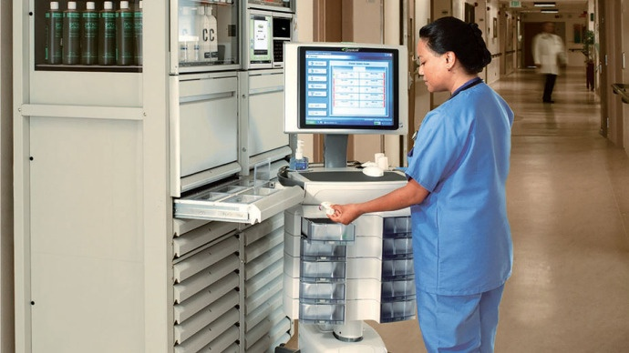 5 Ways Automated Dispensing Machines Improve Patient Safety