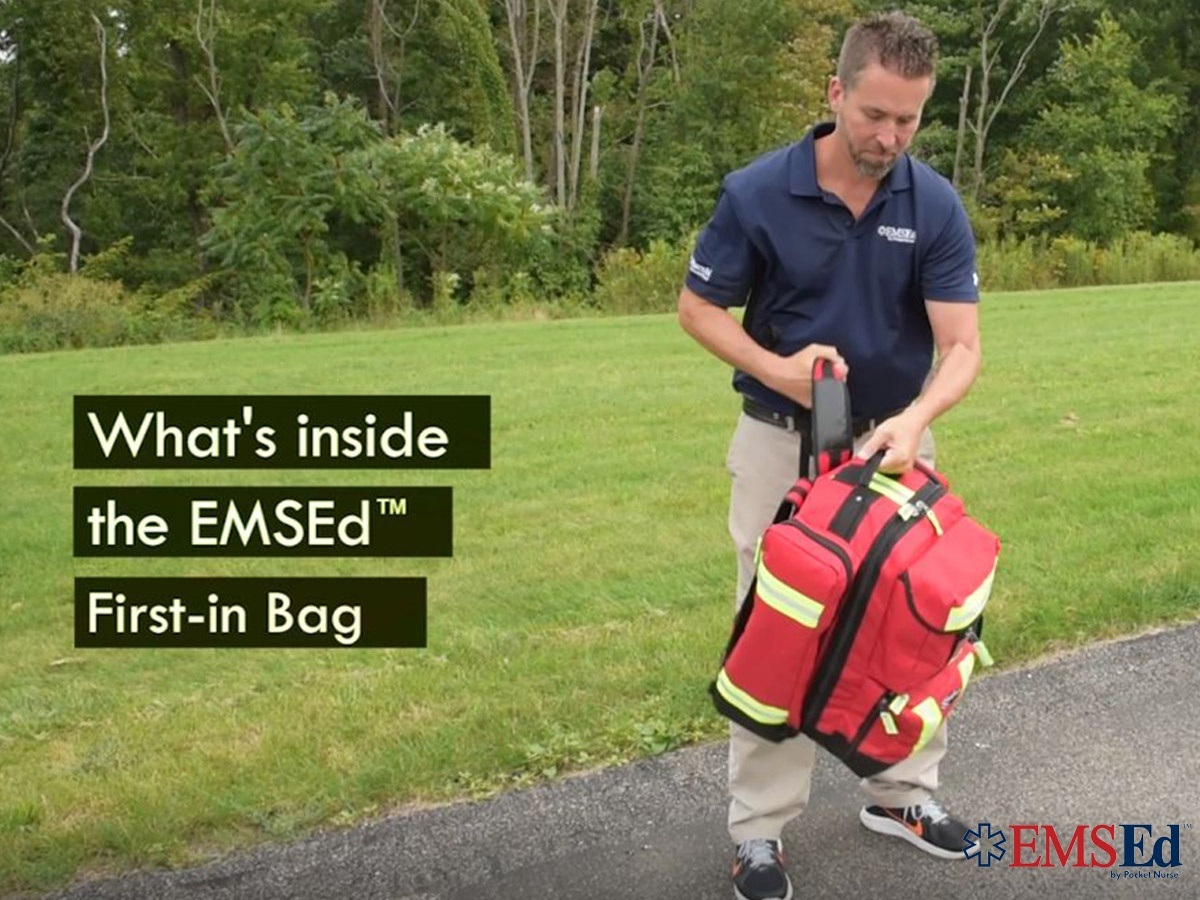 A Closer Look at EMSEd First-in Bag