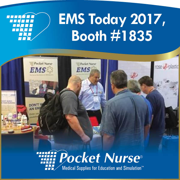 5 Things to Check Out at EMS Today