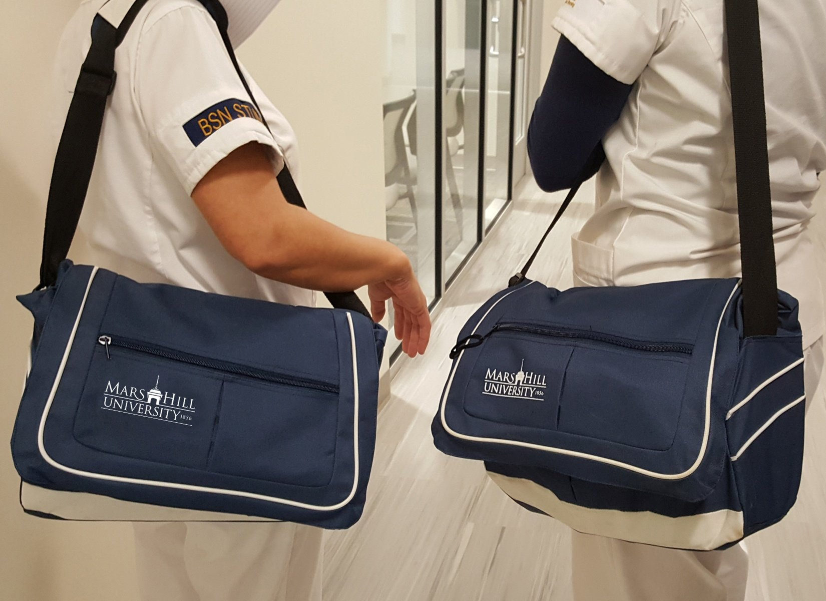 It's in the Bag: Student Health Totes