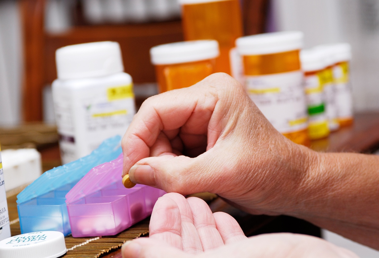 Role-Playing Medication Adherence Discussions