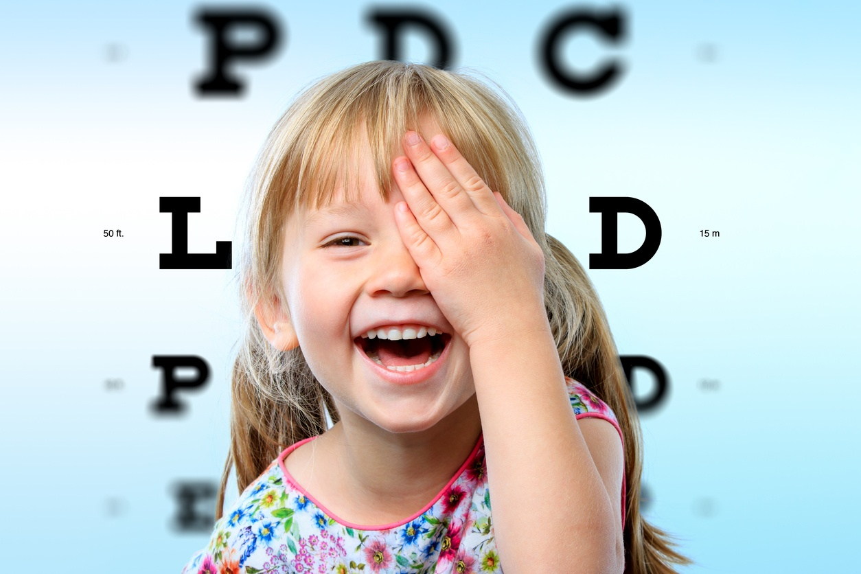 Preventing Vision Problems in Children