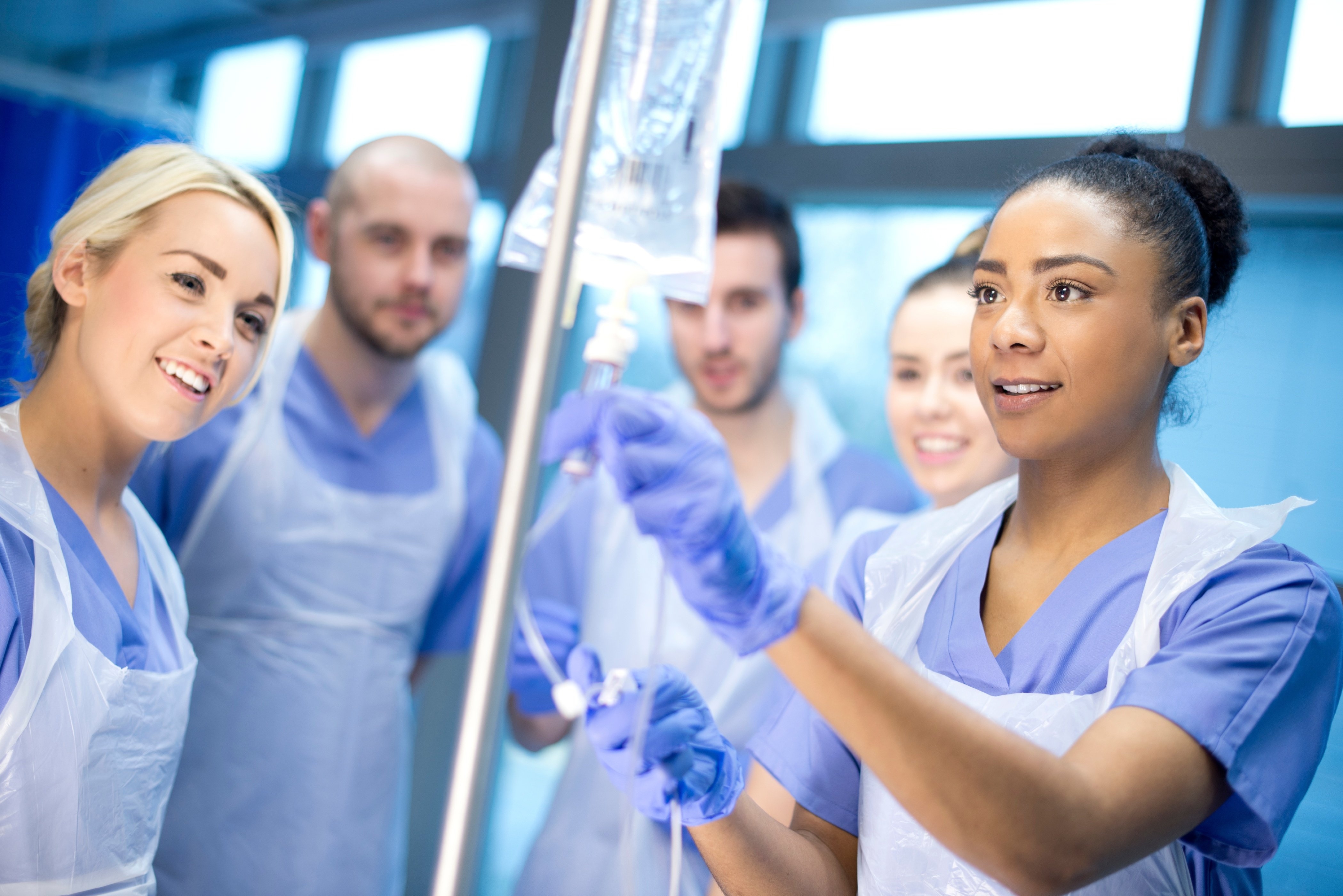 Top 3 Challenges for Nurses and Allied Healthcare Professionals