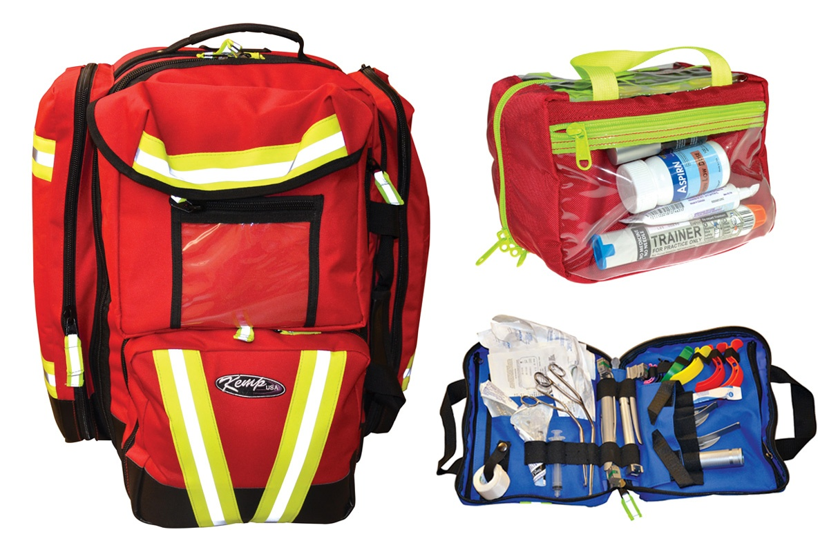 EMS Students Are Getting a Brand New Bag