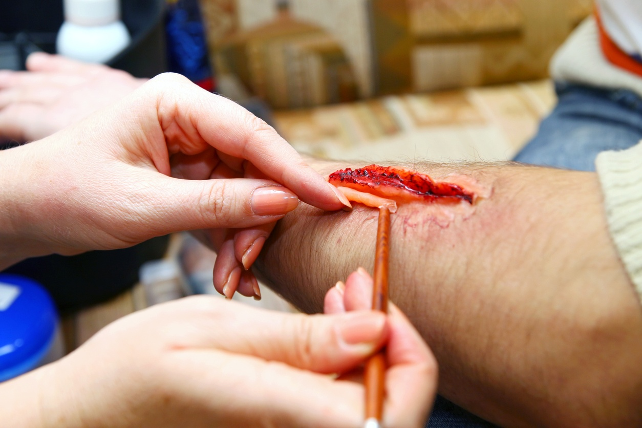 Moulage: Evidence Based, Best Practice for Immersive Learning